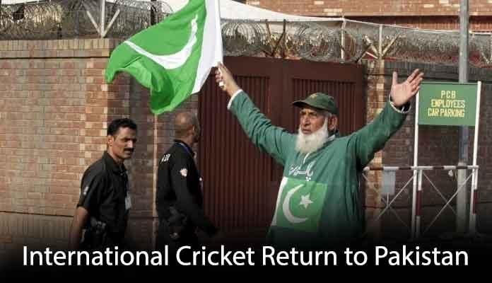International Cricket May Finally Return to Pakistan