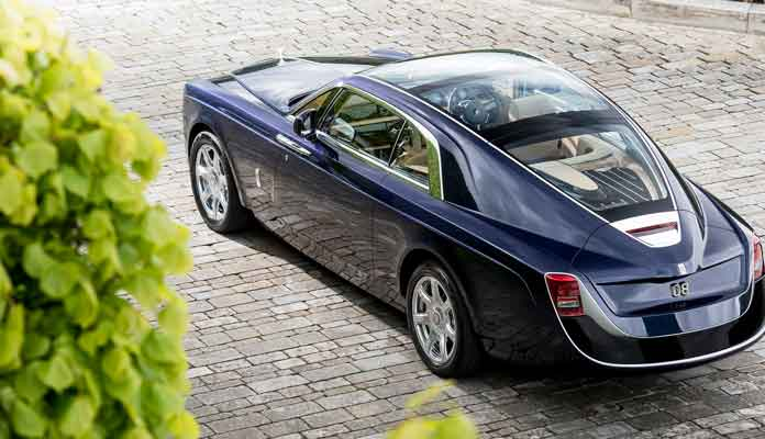 The Most Luxurious Car In The World 2017 Hours Tv