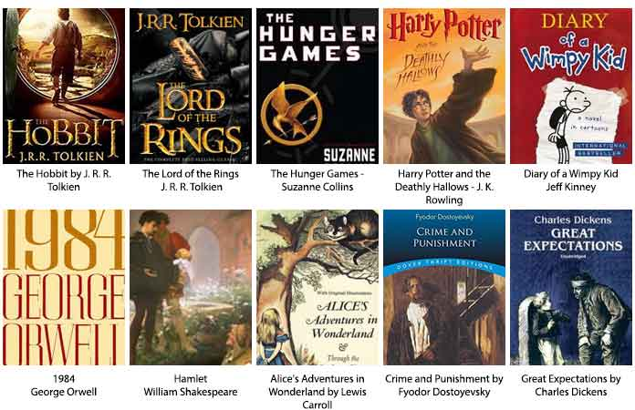 Top-10-Bestselling-Books-of-All-Times - Hours TV