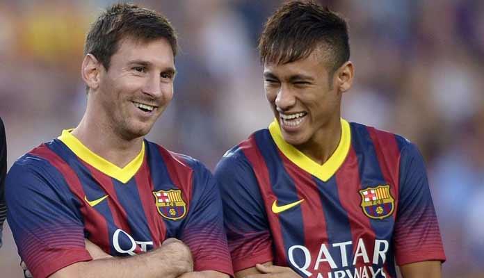 Neymar Yearly Salary to Reach £40.3 Million