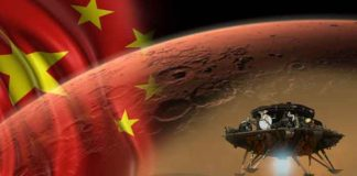Chinese Mars Mission Already in Progress