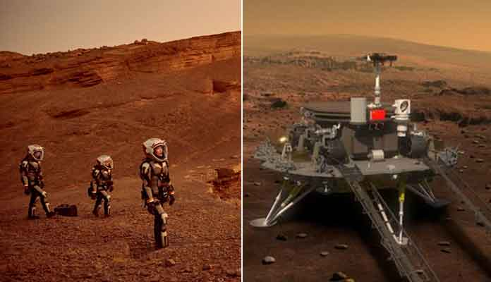 Chinese Mars Mission Already in Progress - Hours TV