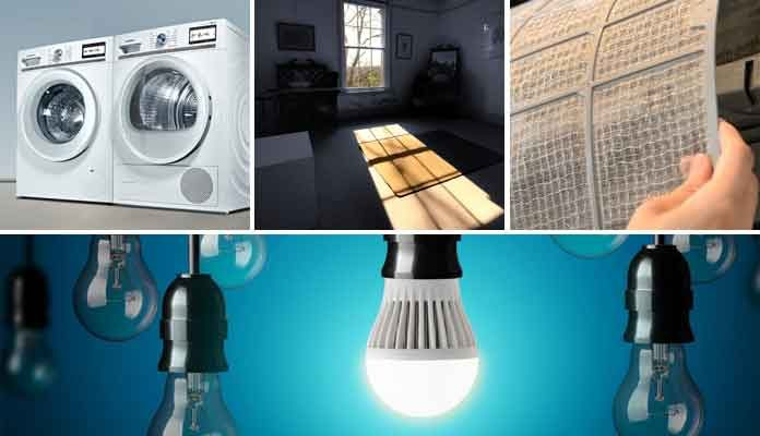 Ways to reduce electricity bill