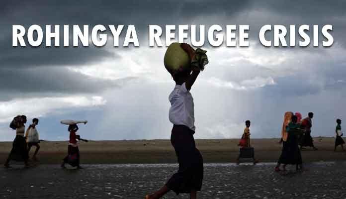 Rohingya Refugee Crisis Puts Myanmar Under Pressure