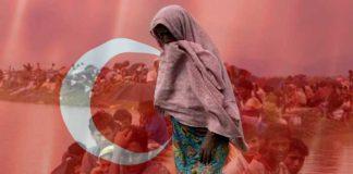 Turkish Aid Agency TIKA Helps Rohingya Muslims