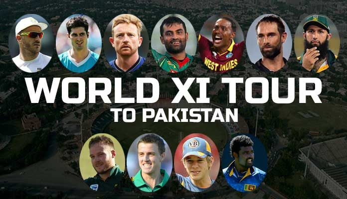World XI Tour Making Waves in Pakistan