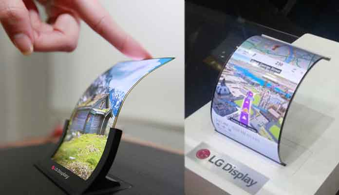 Apple LG Working Together to Launch Flexible OLEDs
