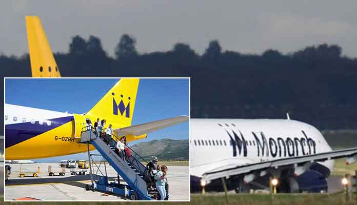 Monarch Airlines Crisis Deepens with Flight Cancellations