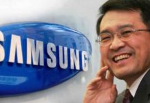 Samsung CEO Resignation Comes Amid High Profits
