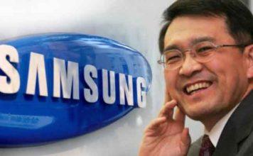 Samsung CEO Resignation Comes Amid High Profits
