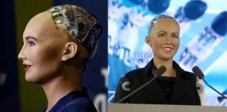 Saudi Arabia Citizenship Given to a Robot