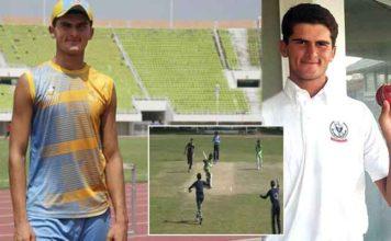 Shaheen Afridi - Next Bowling Sensation from Pakistan