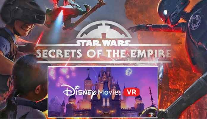 Disney to Offer Star Wars VR Experience