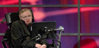 Stephen Hawking PhD Thesis Goes Viral Online