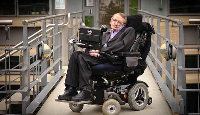 Stephen Hawking Ph.D. Thesis Goes Viral Online