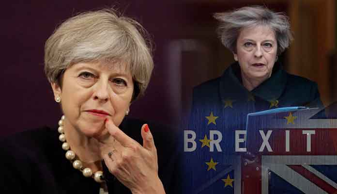 Theresa May No Confidence Rumor Creates Chaos