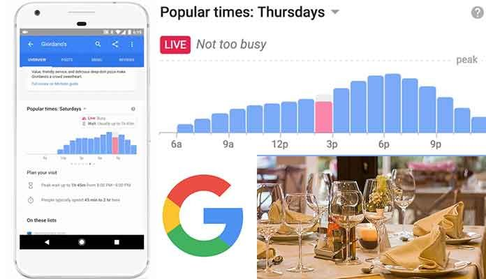 Google to Display Restaurant Wait Times