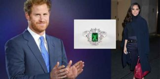 Prince Harry engagement announcement