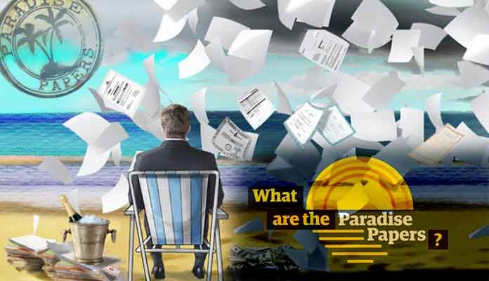 Paradise Papers - Another Pandora Box of Offshore Companies