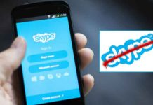 Skype in China Blocked