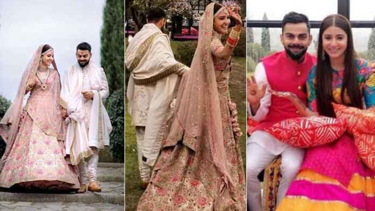 Hilarious Tweets On Kohli And Anushka Wedding Hours Tv