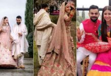 Kohli and Anushka Wedding