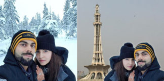 Virat and Anushka Honeymoon