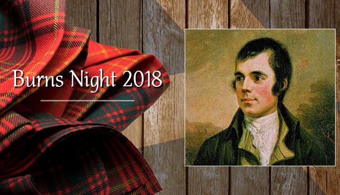 Burns Night 2018