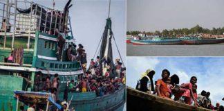 Rohingya Muslim Refugees