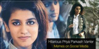 Priya Parkash Varrier