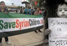 Save Syrian Children