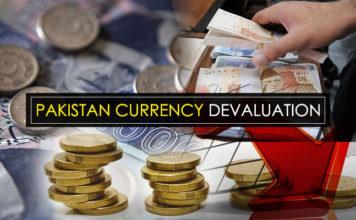 Currency Devaluation in Pakistan