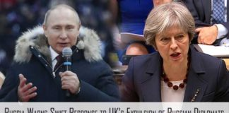 UK's Expulsion of Russian Diplomats