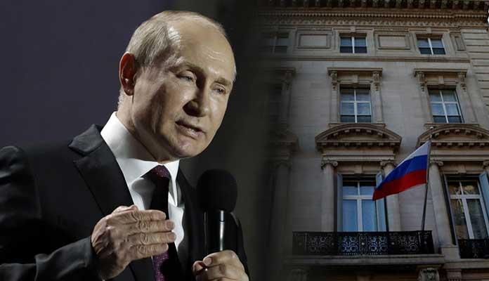 Russian Diplomats