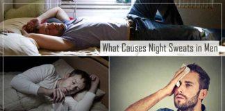 causes night sweats