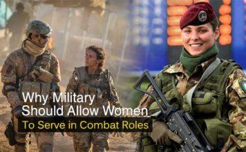 Women to Serve in Combat Roles