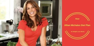 Jillian Michaels Diet Plan
