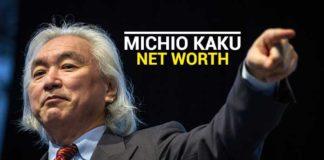 Michio Kaku Net Worth