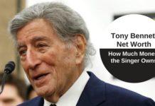 Tony Bennett Net Worth