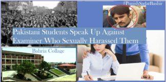 Examiner who sexually harassed