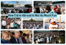 Eid In Abroad