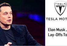 Tesla Lay-Offs