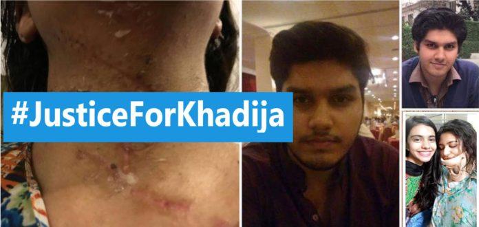 #JusticeforKhadija