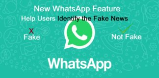 New WhatsApp feature