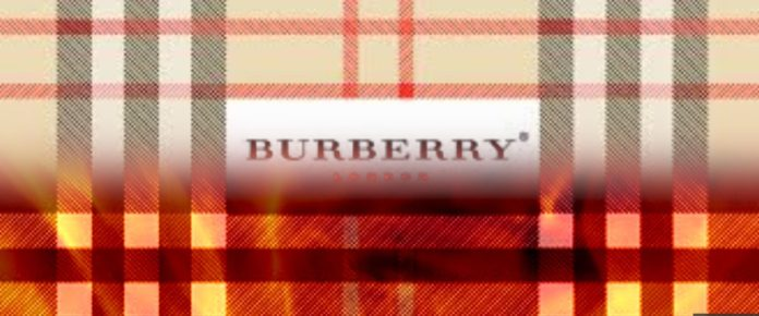 burberry burns
