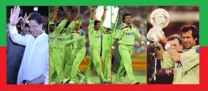 Imran Khan's Win