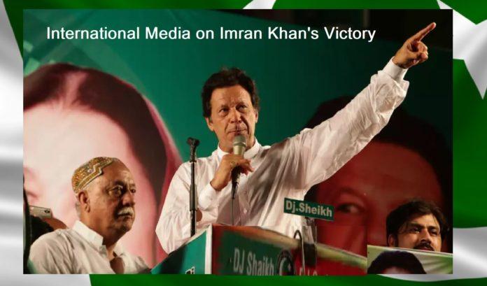 Imran khan's victory