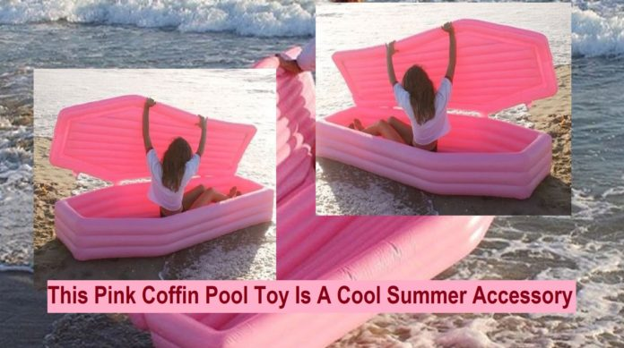 Pink Coffin Pool