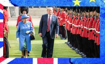 Trump's UK Visit