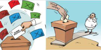 Pakistani Voters